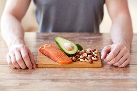 stock photo of nutrients  - healthy lifestyle - JPG