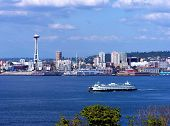 Seattle Space Needle & Ferry