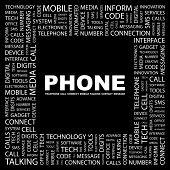 stock photo of beep  - PHONE - JPG