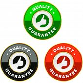 Vector guarantee label.