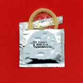 Torn Condom Pack