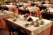 Restaurant Interior #4