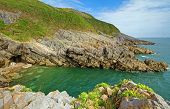 Gower Coast in Wales