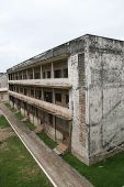 Tuol Sleng Prison In Cambodia
