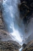 Base Of Takakkaw Falls, Yoho National Park