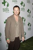 LOS ANGELES - MAR 3: Donnie Wahlberg at the Global Green USA 7th Annual Pre-Oscar Party 'Greener Cities for a cooler Planet at Avalon in Los Angeles, California on March 3, 2010