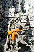 Wat Arun buddhistischer Tempel in Bangkok, thailand