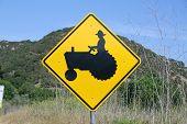 Farmer Sign