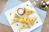 Feta Cheese Pastries