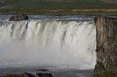 Iceland's Godafoss Roars