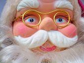 Santa Claus In All Kind Of Moods,Suprised