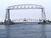 Duluth Harbor Bridge