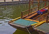 Gondolas in Zhouzhuang