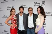 LOS ANGELES - MAY 20:  Christa B ALlen, Joshua Bowman, Henry Czerny, Madeleine Stowe arrives at the