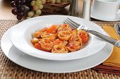 Tortellini Parmesan
