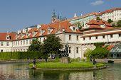 Prague, Valdstejnska Garden