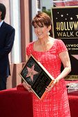 LOS ANGELES - MAY 22:  Patricia Heaton at the ceremony honoring Patricia Heaton with a Star on The H