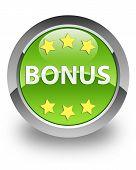 Bonus glossy icon