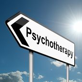 Psychotherapy Concept.