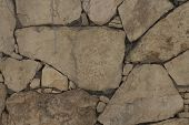 Textur der Steine