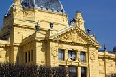 Art Pavilion is an art gallery in Zagreb,Croatia.Established in 1898, it's the oldest gallery in the