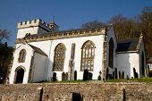 Selworthy Church Somerset England