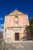 Madonna di Tutte le Grazie Sanctuary. Massafra. Puglia. Italy.