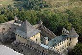 Stara Lubovna castelo, Eslováquia