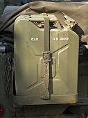 Us Army Gas Tank