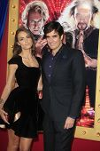 LOS ANGELES - MAR 11:  David Copperfield arrives at the World Premiere of