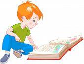 Livro menino