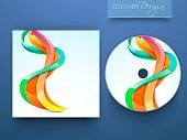 CD Cover designs for your business. EPS 10.