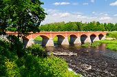 Brick Bridge, Kuldiga