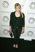 BEVERLY HILLS - MARCH 13: Melissa Rauch arrives at the 2013 Paleyfest