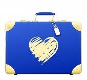 Love Travel Case