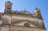 Sanctuary of Ges� Bambino. Massafra. Puglia. Italy.
