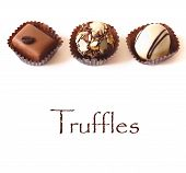 Truffles.