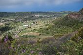 View of tipycal countryside in Pantelleria