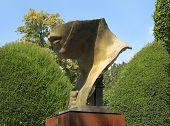 Porta Italica , Bronze Sculpture By Igor Mitoraj