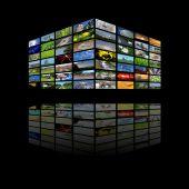 multimedia cube