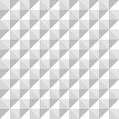 Minimalistic white pattern