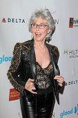 LOS ANGELES - APR 12:  Rita Moreno at the GLAAD Media Awards at Beverly Hilton Hotel on April 12, 2014 in Beverly Hills, CA