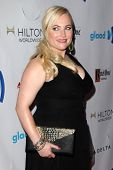 LOS ANGELES - APR 12:  Meghan McCain at the GLAAD Media Awards at Beverly Hilton Hotel on April 12,
