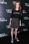 LOS ANGELES - OCT 3:  Kerris Dorsey at the Knott's Scary Farm Celebrity VIP Opening  at Knott's Berry Farm on October 3, 2014 in Buena Park, CA
