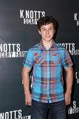 LOS ANGELES - OCT 3:  Nolan Gould at the Knott's Scary Farm Celebrity VIP Opening  at Knott's Berry Farm on October 3, 2014 in Buena Park, CA