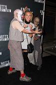 LOS ANGELES - OCT 3:  Peta Murgatroyd at the Knott's Scary Farm Celebrity VIP Opening  at Knott's Berry Farm on October 3, 2014 in Buena Park, CA