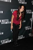 LOS ANGELES - OCT 3:  Piper Curda at the Knott's Scary Farm Celebrity VIP Opening  at Knott's Berry