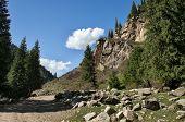 Grigorevsky Gorge