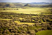 Sardinia. Marmilla Landscape