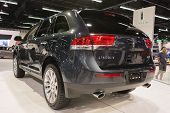 Lincoln Mkx At The Orange County International Auto Show
